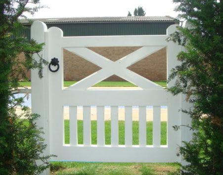 Windor Pedestrian Gate Single
