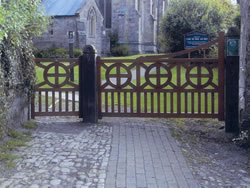 Special commission church gate